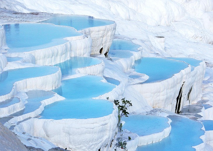 2 Days Ephesus Pamukkale Trip from/to Istanbul