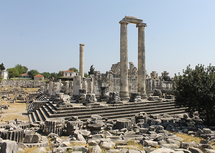 Aegean Experience 3 Nights 4 Days Trip from/to Istanbul