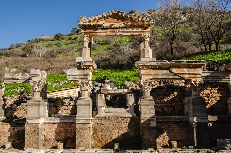 Pergamon, Ephesus Pamukkale Trip from/to Istanbul